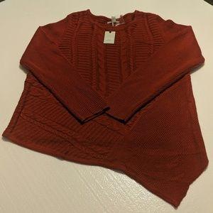 Dana Buchman sweater XXL